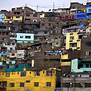 San Cosme is a slum in Lima that has the highest rate of tuberculosis in Lima, but has limited health services for the community. The Global Fund is supporting services in San Cosme's health center.