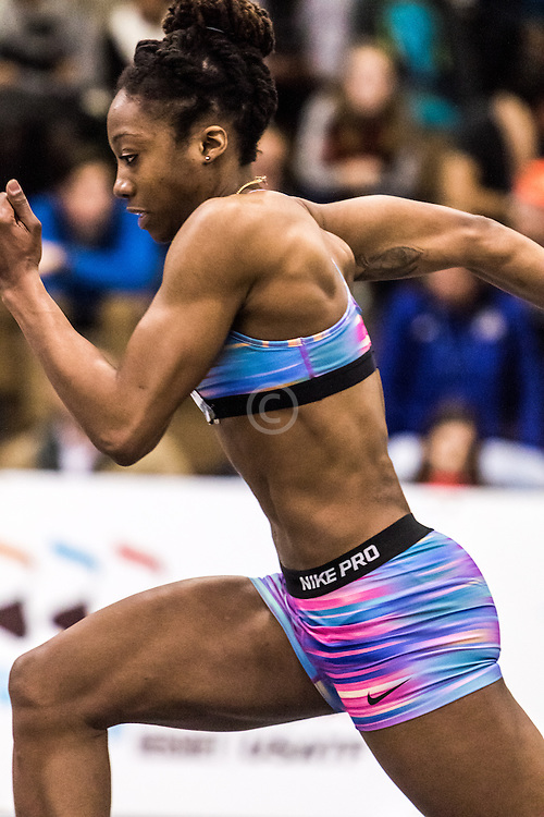USATF Indoor Track & Field Championships: womens long jump,