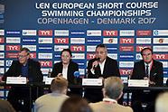 PRESS CONFERENCE Copenhagen 2017
