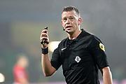 Referee *Allard Lindhout*