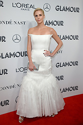 November 11, 2019, New York, New York, USA: CHARLIZE THERON attending arrivals for Glamour Women of the Year Awards at Alice Tully Hall in New York City. (Credit Image: © Kristin Callahan/Ace Pictures via ZUMA Press)