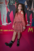 2019, September 20. Pathe ArenA, Amsterdam, the Netherlands. Bibi at the premiere of Misfit 2.