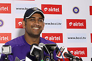 Cricket - India Practice and Press Conference 14 Nov