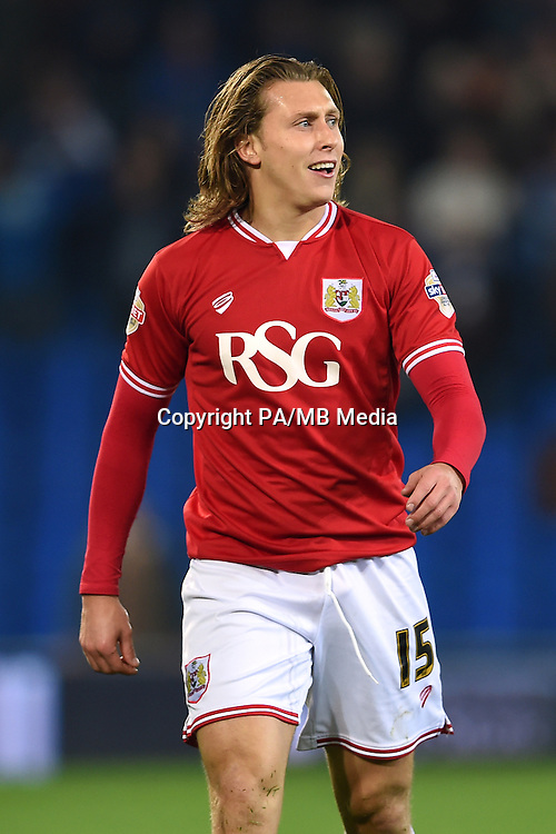 Luke Freeman, Bristol City
