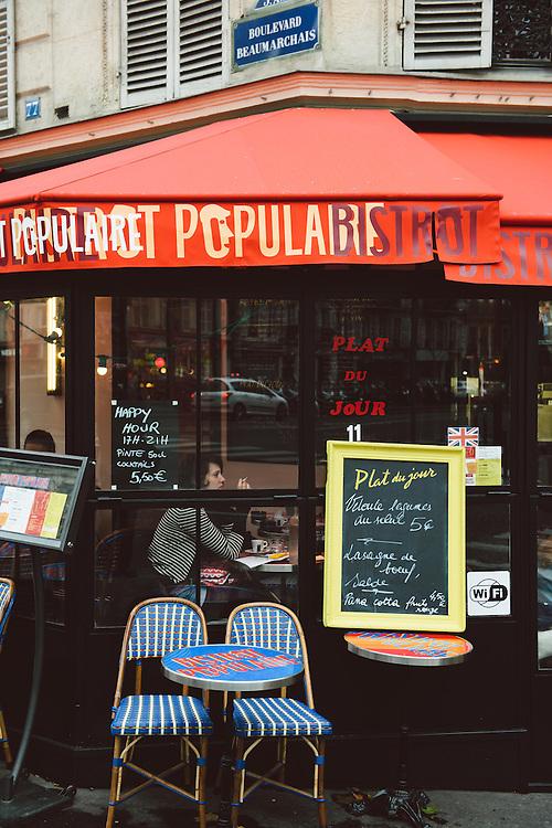 Cafe Populaire, Paris