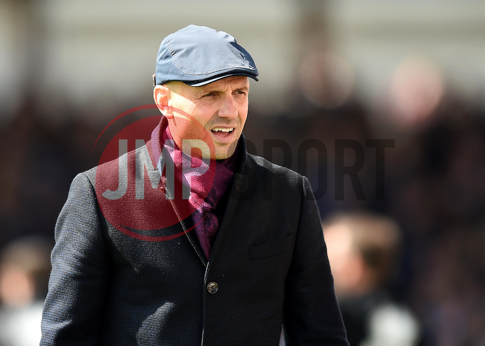 Exeter City Manager Paul Tisdale - Mandatory by-line: Paul Knight/JMP - 23/04/2016 - FOOTBALL - Memorial Stadium - Bristol, England - Bristol Rovers v Exeter City - Sky Bet League Two