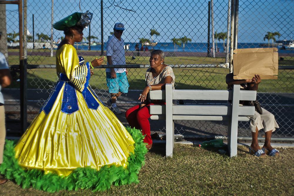 CARNAVALES EN CIUDAD DE PANAM&Aacute;<br /> Ciudad de Panam&aacute; / Panama City 2014<br /> (Copyright &copy; Aaron Sosa)