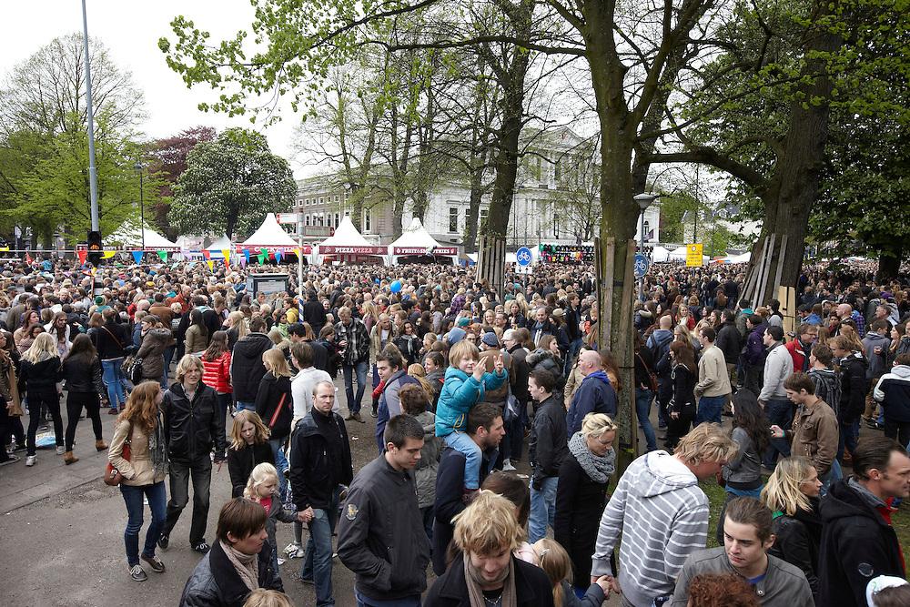 Nederland. Haarlem, 5 mei 2012.<br /> Kunst, Cultuur, Vrije Tijd, Bevrijdingsfestival, bevrijdingspop,bevrijdingsdag, evenement. Foto : Martijn Beekman/&copy; Provincie Noord-Holland