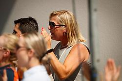Van Olst Anne, Glamourdale<br /> World ChampionshipsYoung Dressage Horses<br /> Ermelo 2018<br /> © Hippo Foto - Dirk Caremans<br /> 03/08/2018