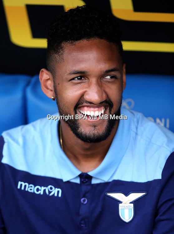 Italian League Serie A -2016-2017 / <br /> ( SS Lazio ) - <br /> Wallace Fortuna dos Santos &quot; Wallace &quot;