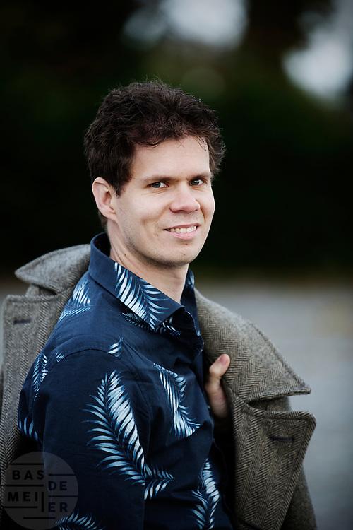 Journalist Nick Kivits