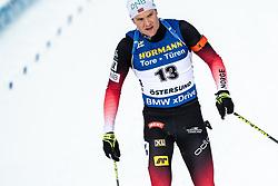 March 9, 2019 - –Stersund, Sweden - 190309 Vetle SjÃ¥stad Christiansen of Norway competes in the Men's 10 KM sprint during the IBU World Championships Biathlon on March 9, 2019 in Östersund..Photo: Johan Axelsson / BILDBYRÃ…N / Cop 245 (Credit Image: © Johan Axelsson/Bildbyran via ZUMA Press)