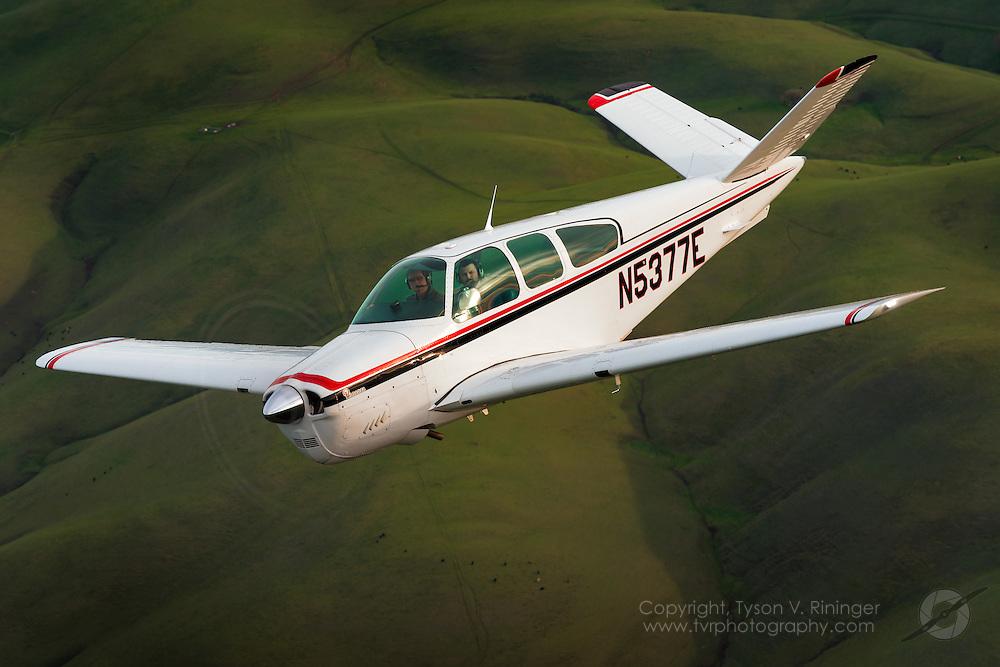 Beechcraft Bonanza K35