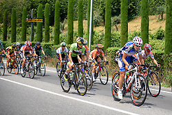 Rosella Ratto (Cylance Pro Cycling) at Giro Rosa 2016 - Stage 4. A 98.6 km road race from Costa Volpino to Lovere, Italy on July 5th 2016.