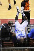DESCRIZIONE : Milano Coppa Italia Final Eight 2014 SemiFinale Banco di Sardegna Sassari Grissin Bon Reggio Emilia<br /> GIOCATORE : Caleb Green<br /> CATEGORIA : curiosita<br /> SQUADRA : Banco di Sardegna Sassari <br /> EVENTO : Beko Coppa Italia Final Eight 2014 <br /> GARA : Banco di Sardegna Sassari Grissin Bon Reggio Emilia<br /> DATA : 08/02/2014 <br /> SPORT : Pallacanestro <br /> AUTORE : Agenzia Ciamillo-Castoria/N.Dalla Mura <br /> GALLERIA : Lega Basket Final Eight Coppa Italia 2014 <br /> FOTONOTIZIA : Milano Coppa Italia Final Eight 2014 Semifinale Banco di Sardegna Sassari Grissin Bon Reggio Emilia