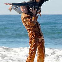 Haunted Heats Costume Surf Contest