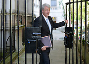 © Licensed to London News Pictures. 26/06/2012. Westminster, UK Health Secretary Andrew Lansley on Downing Street today 26th June 2012. Photo credit : Stephen Simpson/LNP