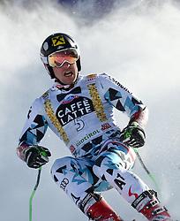 18.12.2016, Grand Risa, La Villa, ITA, FIS Weltcup Ski Alpin, Alta Badia, Riesenslalom, Herren, 2. Lauf, im Bild Marcel Hirscher (AUT, 1. Platz ) // Race Winner Marcel Hirscher of Austria reacts after his 2nd run of men's Giant Slalom of FIS ski alpine world cup at the Grand Risa in La Villa, Italy on 2016/12/18. EXPA Pictures © 2016, PhotoCredit: EXPA/ Erich Spiess