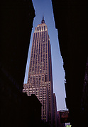 Empire Up, New York City, New York, USA, May 1982