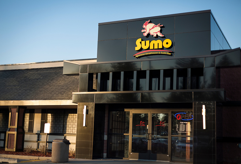Sumo Japanese Steakhouse & Sushi Bar in Madison, Wisconsin, Wednesday, March 21, 2018.