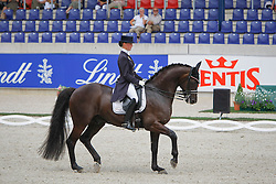 Verliefden Fanny (BEL) - Rubel 13<br /> CDIO Grand Prix<br /> CHIO Aachen 2009<br /> Photo © Dirk Caremans