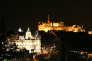Edinburgh at night 13-11-06