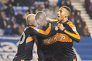 Wigan Athletic v Newcastle United 141216
