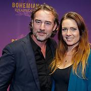 NLD/Amsterdam/20181030 - Premiere Bohemian Rapsody, Jeroen Nieuwenhuize en ..........