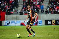 Benjamin BOULENGER - 25.01.2015 - Reims / Lens  - 22eme journee de Ligue1<br /> Photo : Dave Winter / Icon Sport *** Local Caption ***