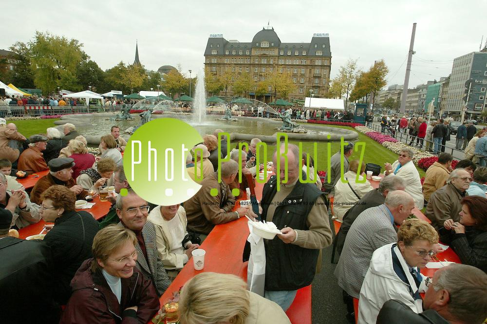 Mannheim. Blumepeterfest<br /> <br /> Bild: Markus Pro&szlig;witz