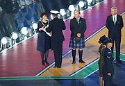 03.08.2014. Glasgow, Scotland. Glasgow Commonwealth Games. Closing Ceremony from Hampden Park