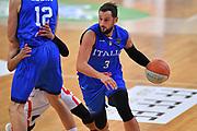 Marco Belinelli<br /> Nazionale Italiana Maschile Senior<br /> Torneo dell Acropolis<br /> Georgia Italia Georgia Italy<br /> FIP 2017<br /> Atene, 25/08/2017<br /> Foto Ciamillo - Castoria / GiulioCiamillo