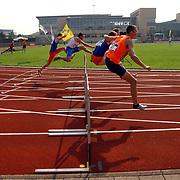 Arenagames 2004, 110 meter horden heren,