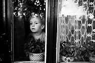 Belarus · Familie med 9 børn