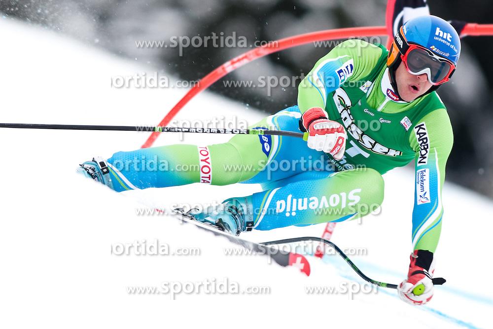 FIS Alpine Ski World Cup 2009 Men, Kitzb¸hel SuperG, im Bild JERMAN Andrej, Fiscode 560332, Born 1978, Nation SLO, Ski Stoeckli, EXPA Pictures © 2008, Fotographer EXPA/ J. Groder/ SPORTIDA PHOTO AGENCY
