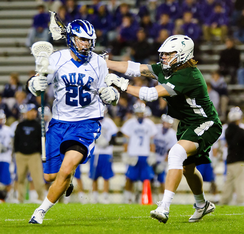 Duke defeats Loyola  14 - 9 at Koskinen  Stadium ,Durham NC.