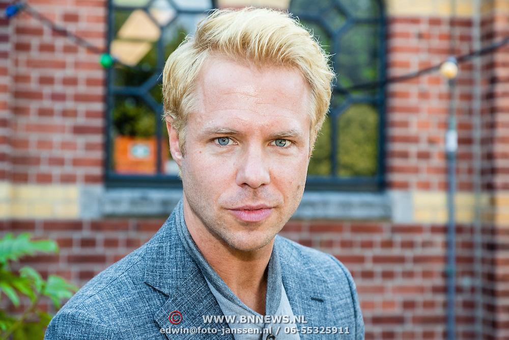 NLD/Amsterdam/20160913 - Presentatie RTL serie Weemoedt, Thijs Römer