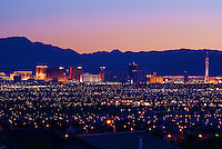 Las Vegas Valley @ Sunset