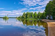Cottage life. Lac des Sables<br />Belleterre<br />Quebec<br />Canada