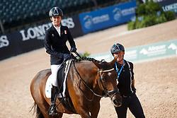 Morganti Sara, ITA, Royal Delight<br /> World Equestrian Games - Tryon 2018<br /> © Hippo Foto - Sharon Vandeput<br /> 19/09/2018