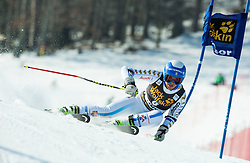 HECTOR Sara (SWE) competes during 5th Ladies' Giant slalom at 51st Golden Fox of Audi FIS Ski World Cup 2014/15, on February 21, 2015 in Pohorje, Maribor, Slovenia. Photo by Vid Ponikvar / Sportida