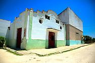 Building in San Ramon, Granma, Cuba.