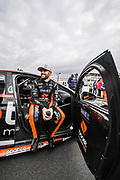 20th May 2018, Winton Motor Raceway, Victoria, Australia; Winton Supercars Supersprint Motor Racing; Scott Pye sits in the number 2 Walkinshaw Andretti United Holden Commodore ZB ahead of race 14 of the 2018 Supercars Championship