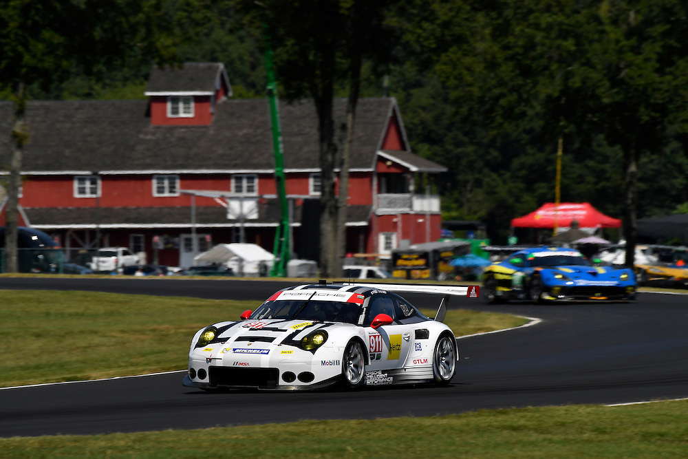 26-28 August, 2016, Alton, Virginia USA<br /> 911, Porsche, 911 RSR, GTLM, Nick Tandy, Patrick Pilet<br /> &copy;2016, Scott R LePage <br /> LAT Photo USA