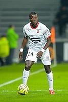 Fallou Diagne - 15.03.2015 - Lille / Rennes - 29e journee Ligue 1<br /> Photo : Andre Ferreira / Icon Sport
