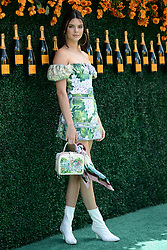 June 3, 2017 - Jersey City, NJ, USA - June 3, 2017 Jersey City, NJ..Kendall Jenner attending the Veuve Cliquot Polo Classic at Liberty State Park on June 3, 2017 in Jersey City, NJ. (Credit Image: © Kristin Callahan/Ace Pictures via ZUMA Press)