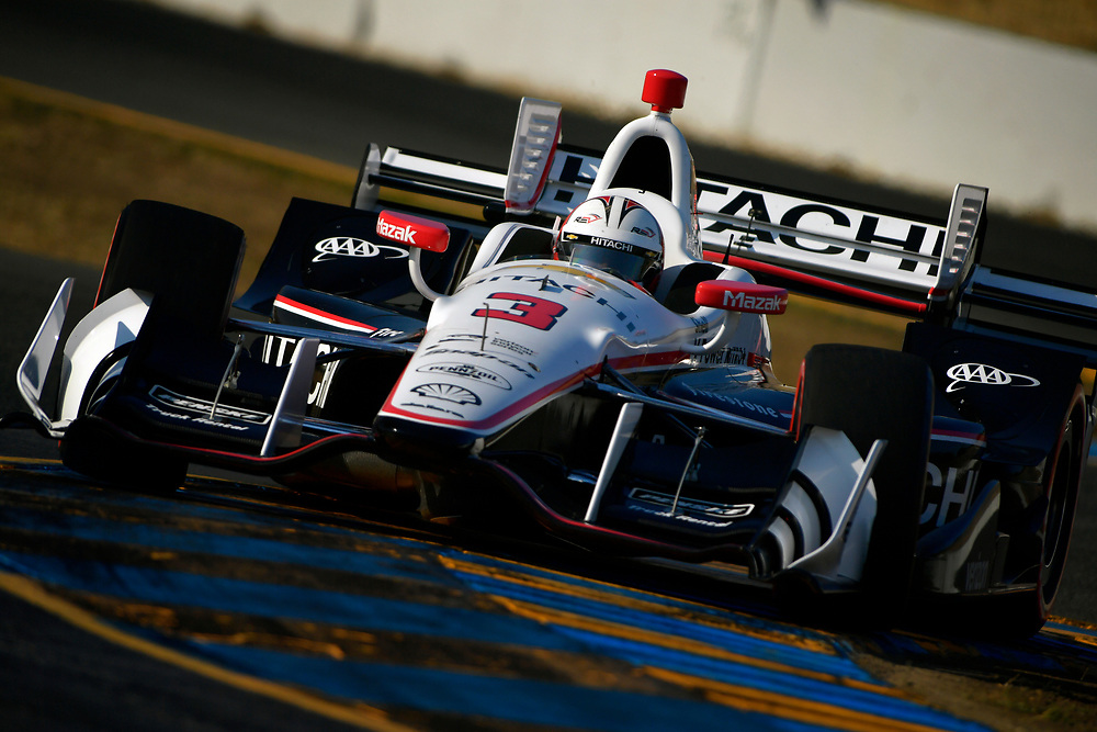 Verizon IndyCar Series<br /> GoPro Grand Prix of Sonoma<br /> Sonoma Raceway, Sonoma, CA USA<br /> Saturday 16 September 2017<br /> Helio Castroneves, Team Penske Chevrolet<br /> World Copyright: Scott R LePage<br /> LAT Images<br /> ref: Digital Image lepage-170916-son-10660