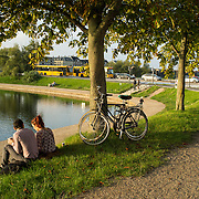 Søerne, København.