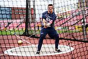 Hugo Tavernier (FRA) competes in Hammer Throw Men during the IAAF World U20 Championships 2018 at Tampere in Finland, Day 2, on July 11, 2018 - Photo Julien Crosnier / KMSP / ProSportsImages / DPPI