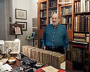 Umberto Eco, scrittore, Milano dic. 2015